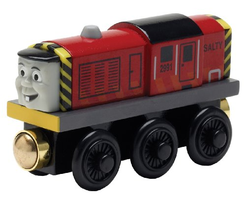 Thomas & Friends Wooden Railway- Talking Railway Salty ()
