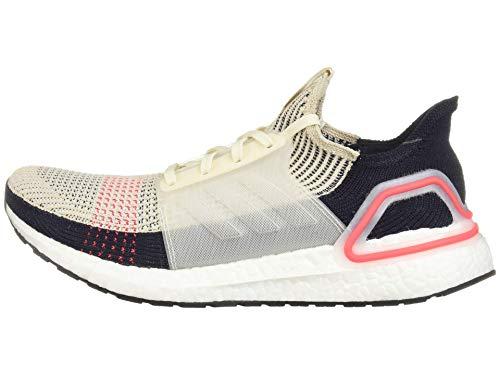 adidas Men's Ultraboost 19, Clear Brown/Chalk White, 6 M US