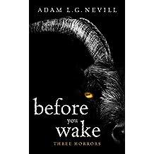 Before You Wake: Three Horrors