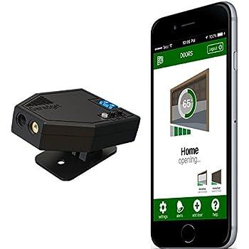 Wireless Garage Door Opener Remote Wifi Switch Universal