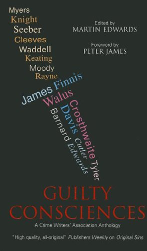 book cover of Guilty Consciences
