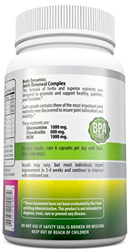Maxzorb Nutrition Joint Renewal - 180 capsules by MaXzorb Nutrition