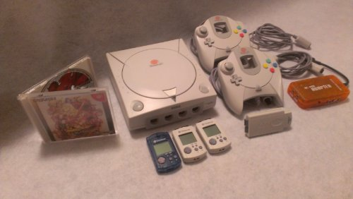 Sega Dreamcast Console (Japanese Import) HKT-3000