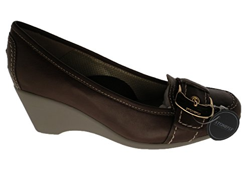 Stonefly Casual Pump New Ladies Shoes Brown Ch41lSSoRY