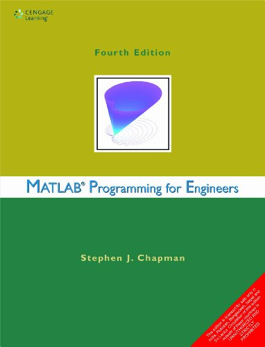 Matlab Programming For Engineers,4Ed