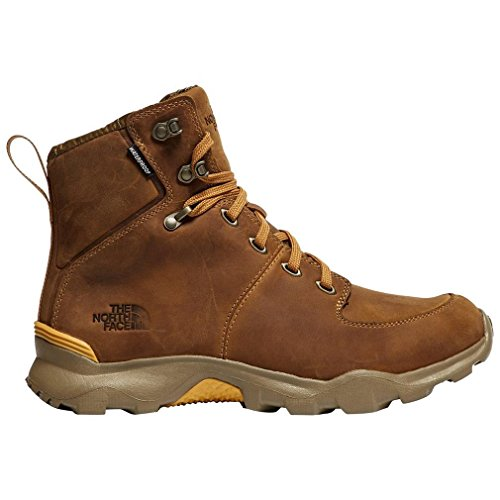 La Faccia Nord Thermoball Versa Boot Bone Bone Brown / Tinsel Yellow