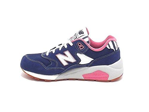 New Balance , Damen Sneaker Blau Blu