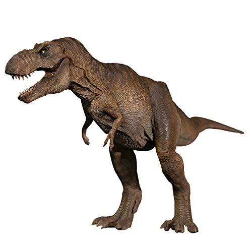W-Dragon Studio 1/35 Scale Rexy Statue Tyrannosaurus Rex Realistic Large Jurassic Dinosaur Trex Figure Resin Model Dinos Toys Collector Animal Decor Gift for Adult