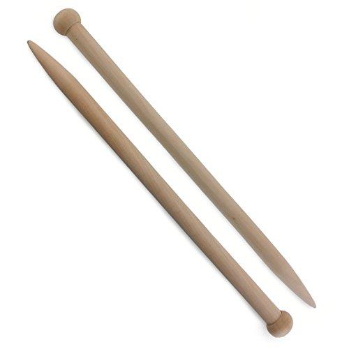Bulky Knitting Needles - US Size 36 (20 mm) - 16
