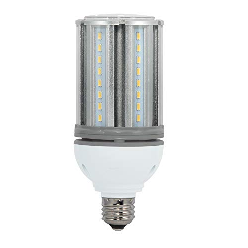 Satco Non-Dimmable 18 Watt Hi-Pro LED Multi-Beam Retrofit Lamp, 5000K, Ballast Bypass
