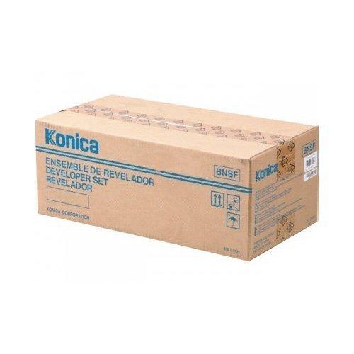 Konica Minolta DV-512C Cyan 590,000 Page Yield Developer Unit A2XN0KD by Konica-Minolta