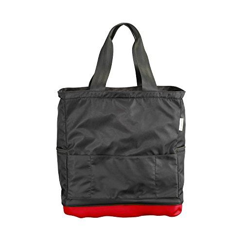 Crash Baggage Tote Bag 15 Bump Bags Collection Nylon I Rosso
