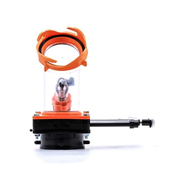 Camco Rhino Blaster Sewer Tank Rinser With Gate Valve Securely Attaches To Your Rv Sewer Outlet To Jet Rinse Out Living Tomorrow Today