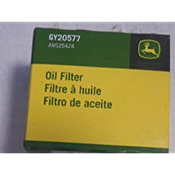 John Deere Oil Filter for John Deere Intek Engine Item#228877 Model# GY20577 UPC# 759936619182