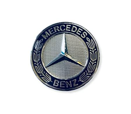 Mercedes-Benz Hood Star Emblem Badge Genuine Original 2100186/2020186 MERCEDES-BENZ GENUINE ORIGINAL 2108800186