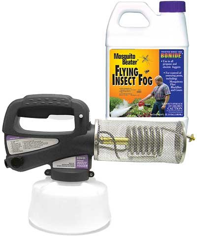 Bonide Propane Outdoor Fogger & Mosquito Beater Fog, 1 gal