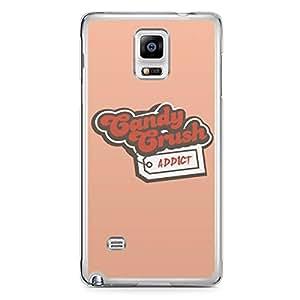 Candy Crush Samsung Note 4 Transparent Edge Case