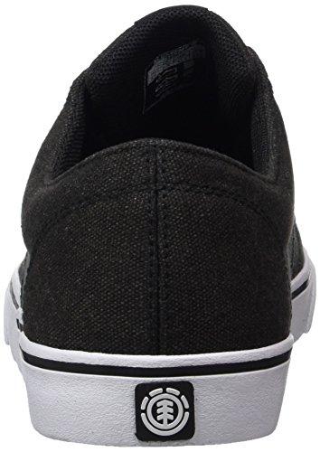 C3 Para Zapatillas Topaz Washed Schwarz black Hombre Element 8nBq5Zxwpx