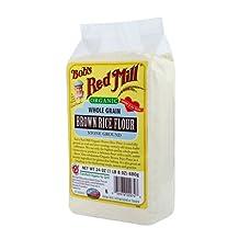 Bob's Red Mill Organic Brown Rice Flour, 680 gm