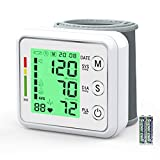 Best Blood Pressure Cuff Wrists - Automatic Wrist Blood Pressure Monitor,Ivkey Blood Pressure Cuff Review