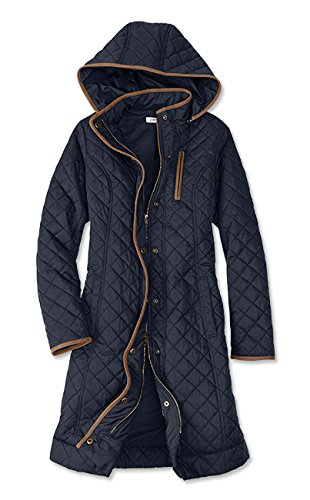 Quilted Car Coat - 8
