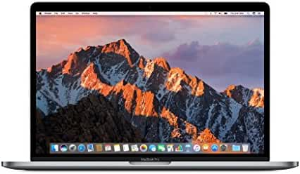 Apple MacBook Pro MLH12LL/A 13.3-inch Laptop with Touch Bar (2.9GHz dual-core Intel Core i5, 256GB Retina Display), Space Gray