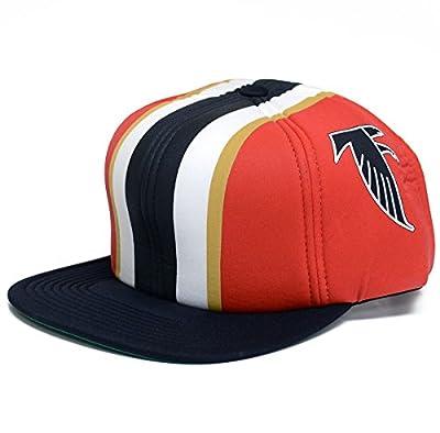 Atlanta Falcons Foam Helmet Adjustable Snapback Hat / Cap