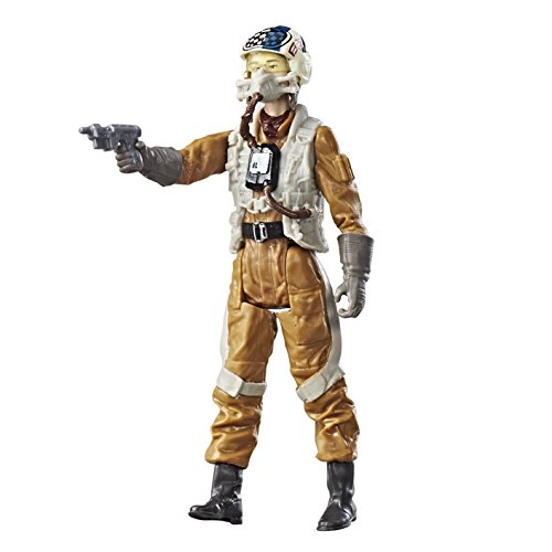 Star Wars: The Last Jedi Resistance Gunner Paige Force Link Figure