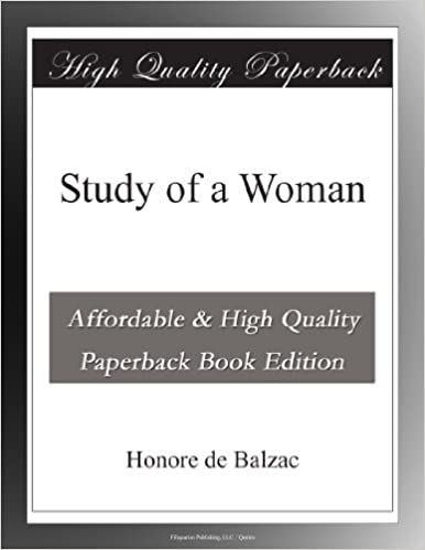 Book Study of a Woman