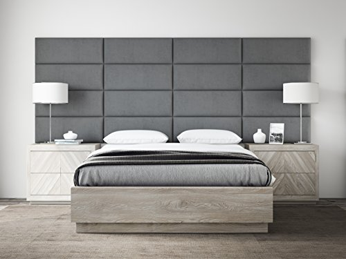 Headboard wall mounted home decoration Wall mounted queen headboard