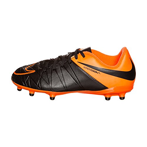 black Hyper Phelon Ii Arancio Nike Black Nero Jr Tc Venom Fg Black Bqr7B48
