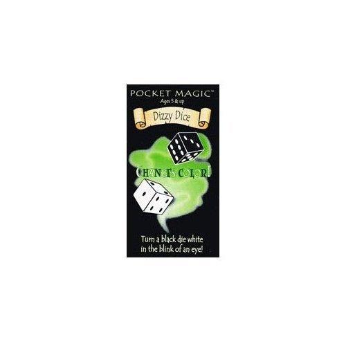 tienda en linea Toysmith Pocket Pocket Pocket Magic Dizzy Dice Novelty by Toysmith  gran venta