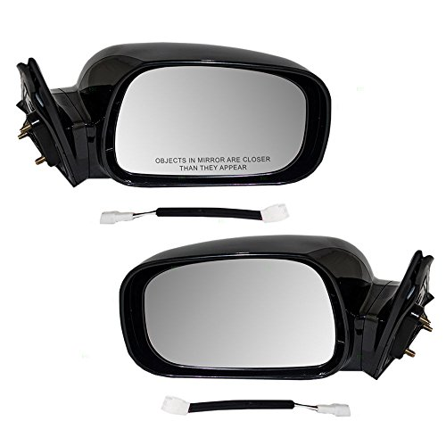 02 toyota camry side view mirror - 7