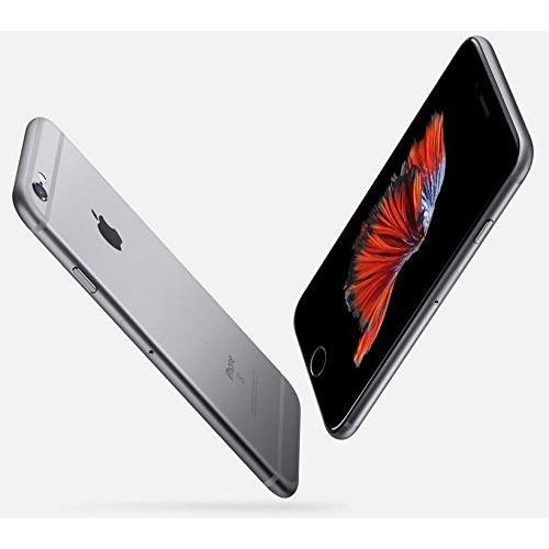 Apple iPhone 6S Plus - 128GB GSM Unlocked - Gray (Certified Refurbished)