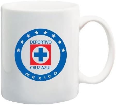Mexico Futbol Soccer League Coffee Tea Mug Cup Ceramic 11oz