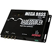 Earthquake Sound MB1 MEGA BASS Digital Bass Synthesizer for Car Audio