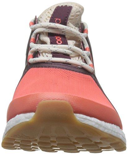 adidas Damen Pureboost Xpose Clima Laufschuhe, Orange (Arancione Corsen/Lino/Granat), 38 EU