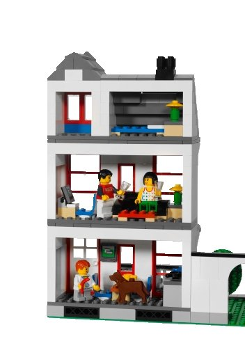Lego city house 8403 buy online in uae toys and for Case lego city