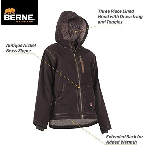 Berne Women's Softstone Modern Jacket