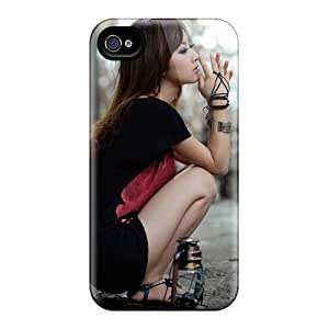 Cute High Quality Iphone 4/4s Thinking About You Case