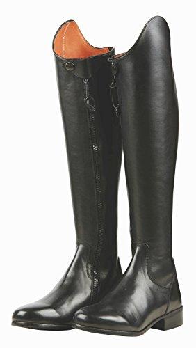 Black Boot Ladies Black Tall Galtymore Dublin Leather Dress n5XRBYwqw