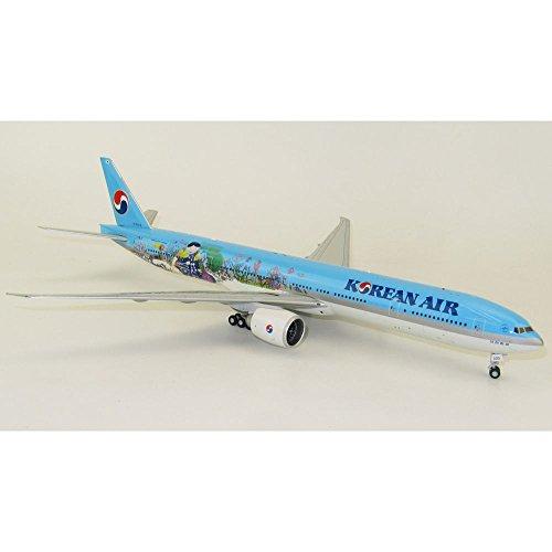 korean-air-b777-300er-childrens-drawing-hl8209-1200