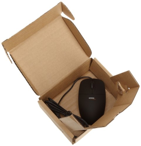 amazonbasics 3 button usb wired mouse black buy online in uae personal computers products. Black Bedroom Furniture Sets. Home Design Ideas