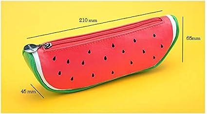ASCZFAS bolsa de lápiz Lindos estuches de fruta para niñas ...