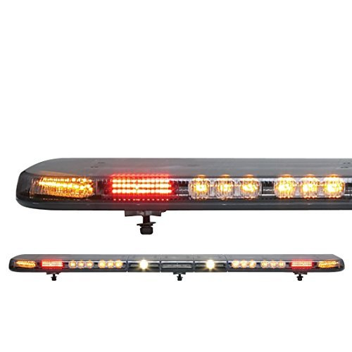 - - Whelen Engineering Justice Lightbar - Towman's Style, 62in.L, Model# JF0BAAAA