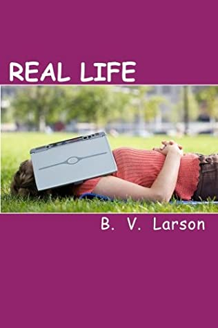 book cover of Real Life