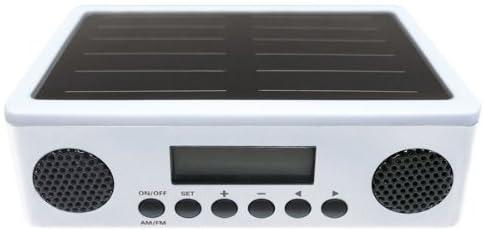 レッドスパイス ソーラーラジオボックス+マルチチャージ iphone / ipod CB-G406WH