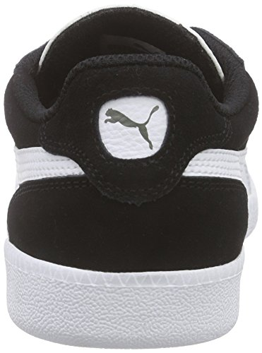 Unisex Trainer Icra white Sd 07 Niños Negro black Zapatillas Jr Puma SBUXU