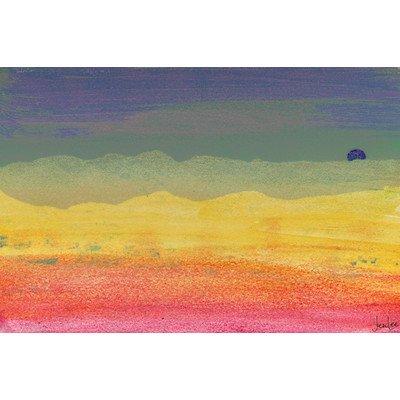 Marmont Hill Desert Sunキャンバス壁アート 18 by 12-Inch Jen Lee-Fall 2012-62-C-18 18 by 12-Inch  B00OCWLE5W