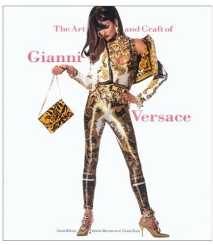 The Art and Craft of Gianni Versace by Valerie Mendes - Zebra Versace